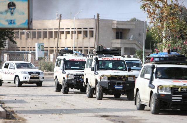 쿠르드족, 시리아 북동부 완전 철수하나