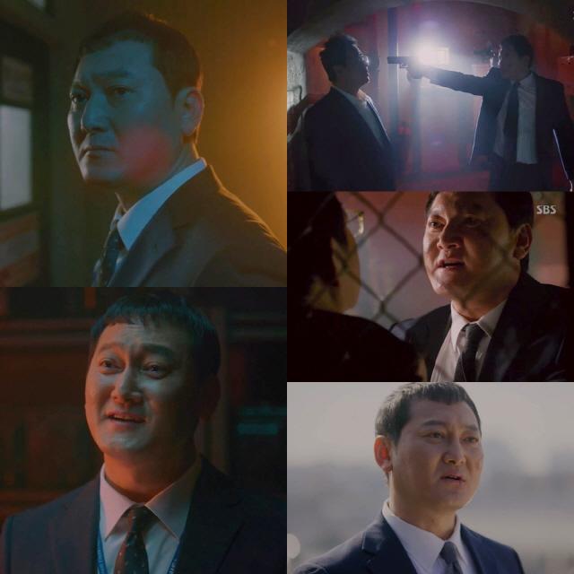 '배가본드' 정만식, 브레이크 없는 악행 '긴장감 최고조'...시청자 몰입↑