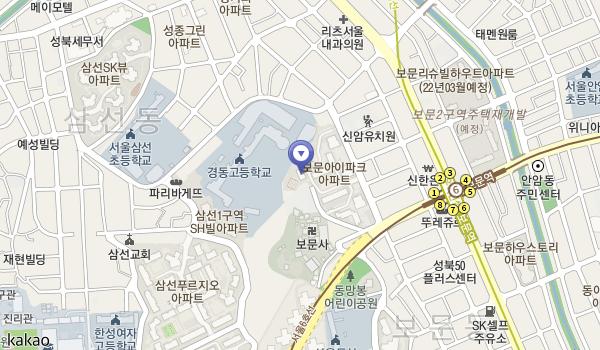 '현대I-PARK'(서울특별시 성북구) 전용 84.57㎡ 신고가 경신.. 7억6,000만원 기록(2.01%↑)