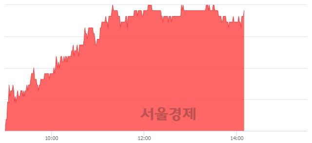 코NHN한국사이버결제, 5.61% 오르며 체결강도 강세 지속(256%)