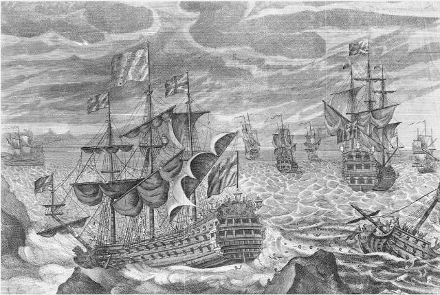 [오늘의 경제소사] 英 함대 실리제도 침몰 사건
