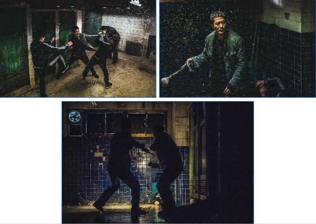 '신의 한 수: 귀수편' 스타일리시 바둑액션의 귀환...액션 스틸 6종 공개