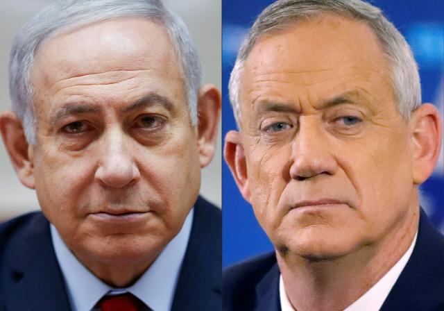 네타냐후 총리, 이스라엘 연정구성 실패…정국주도권은 '청백당'으로