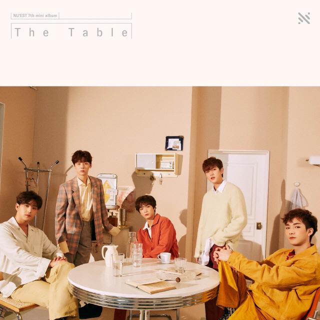 뉴이스트, 음원+음반 차트 1위…'LOVE ME'로 '달콤 스위치 ON'