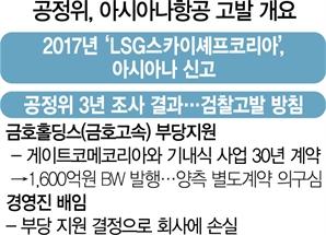 공정위, 아시아나 경영진 고발...매각 '복병'