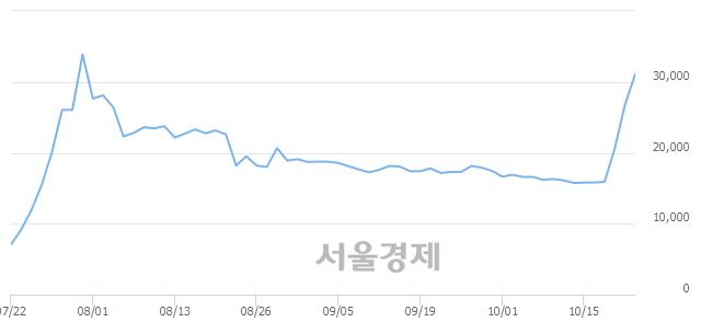 <유>남영비비안, 매도잔량 344% 급증