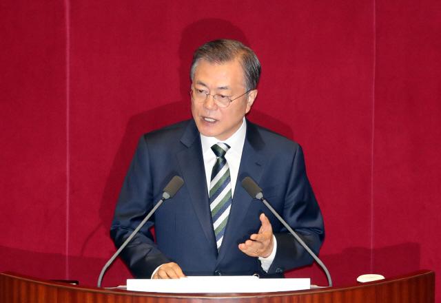 [전문]文 '검찰개혁, 국민의 뜻…어떤 권력기관도 국민 위에 존재 안해'