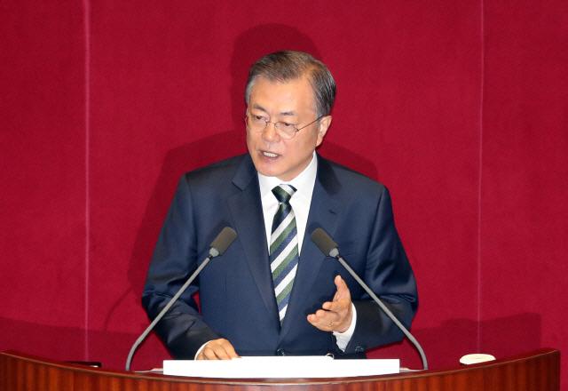 민경욱, 文대통령 시정연설에 '국민들 좌절감…'공수처는 아닙니다' 듣게 말해'
