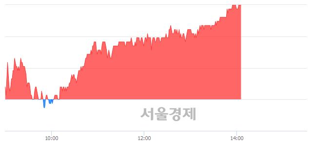 코웹케시, 4.36% 오르며 체결강도 강세 지속(286%)