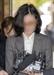 """정경심 """"재판 성실히 임하겠다""""... 구속 기로에 결국 포토라인行"""