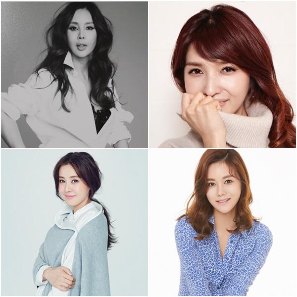 [공식] 박영선·박은혜·김경란·박연수, MBN '우리 다시 사랑할 수 있을까' 출연