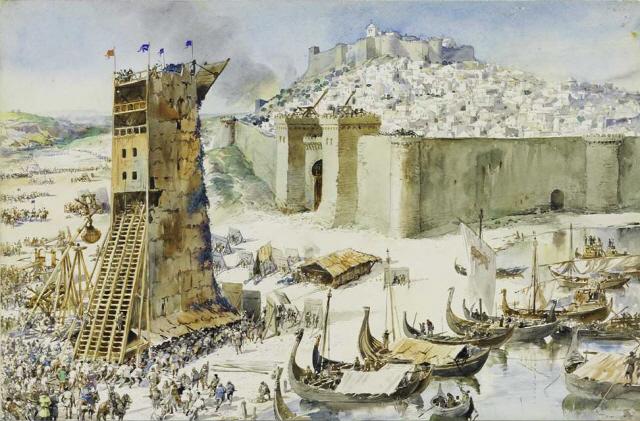 [오늘의 경제소사] 1147년 리스본 점령