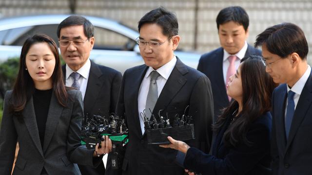 이재용, 오늘 '국정농단' 파기환송심 첫 재판… 627일만에 법정行