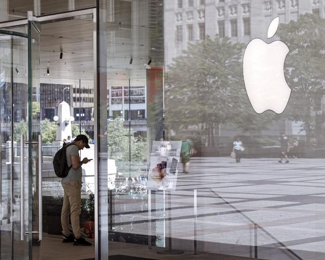 애플, 3분기 순익 3% 감소한 15조9000억