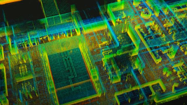 [로봇이 간다]실내지도 '㎝ 단위'까지 정밀 제작…GPS 안돼도 자율이동 도와