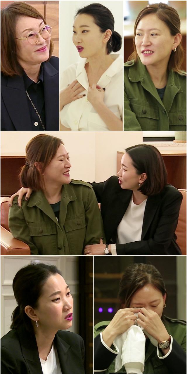'당나귀 귀' 23년 지기 김소연과 장윤주위 워맨스 폭발... 기대up