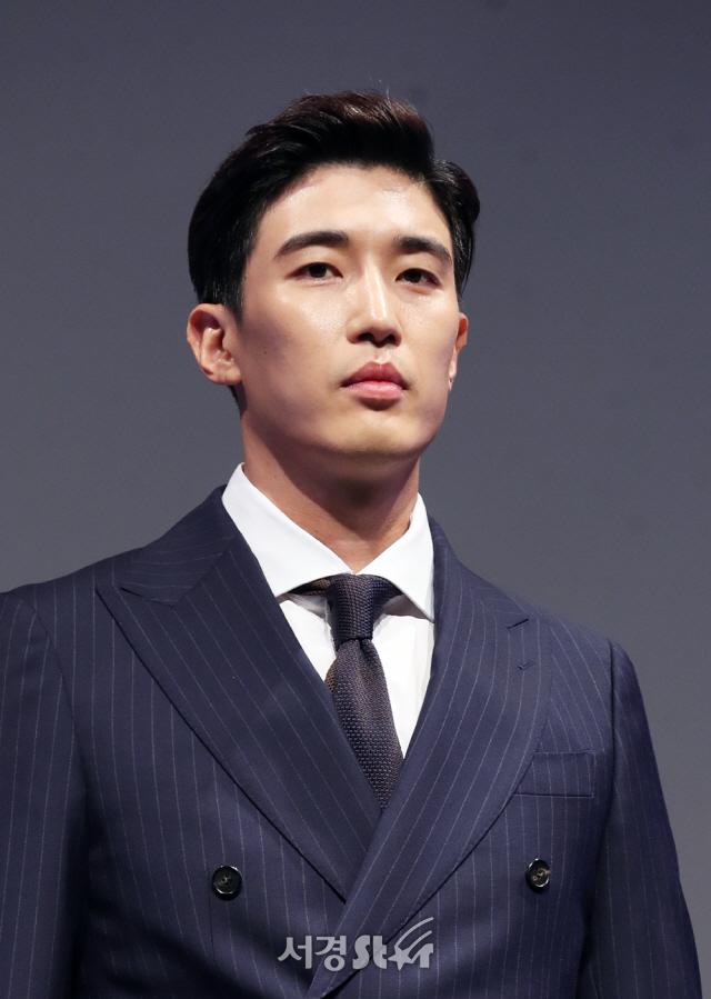 강경준, 멋진 '프랭크 파머' (뮤지컬 보디가드)