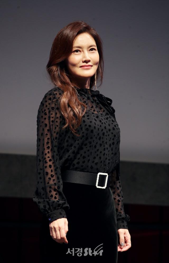 김선영, 단아한 외모 (뮤지컬 보디가드)