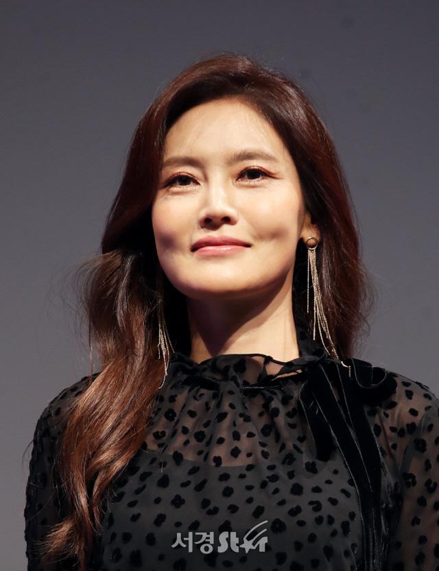 김선영, 우아한 미모 (뮤지컬 보디가드)