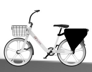 현대건설, 단지내 공유형 전기자전거 'H 바이크' 개발