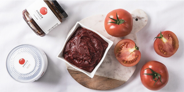 [강레오의 테이스티오딧세이]끈적임 없고 감칠맛 풍부한 '토마토 고추장'...찌개에도 양념으로도 일품