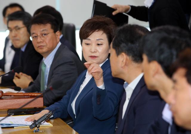 """김현미 '이번은 1차일뿐…언제든 2차 지정"""""""