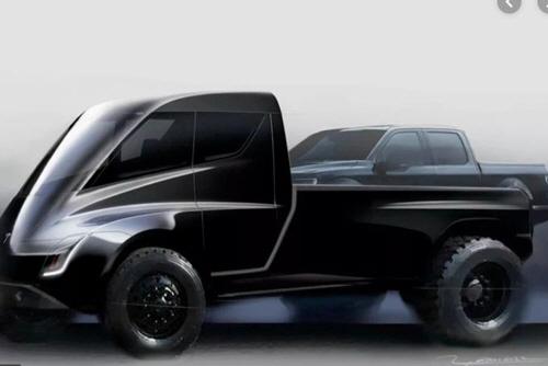 영화에서 본 듯한 미래형 픽업트럭, 美 공군에 도입 임박?