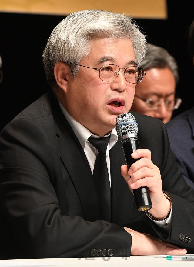 김철경 회장 '자사고 일괄 폐지는 평등교육 아닌 관제교육'