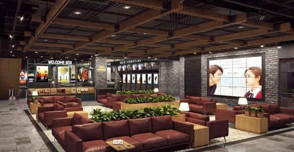 메가박스, '성수동 사옥' 오픈...라이프시어터 2.0시대 개막