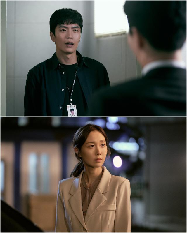 '모두의 거짓말' 이민기X이유영, 본격 공조 시작...진실을 향한 강한 집념