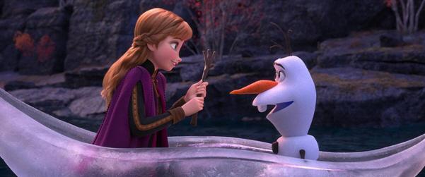 '겨울왕국 2' 4DX로 즐기는 '새로운마법' & '강력한 엘사' & '명품OST'까지