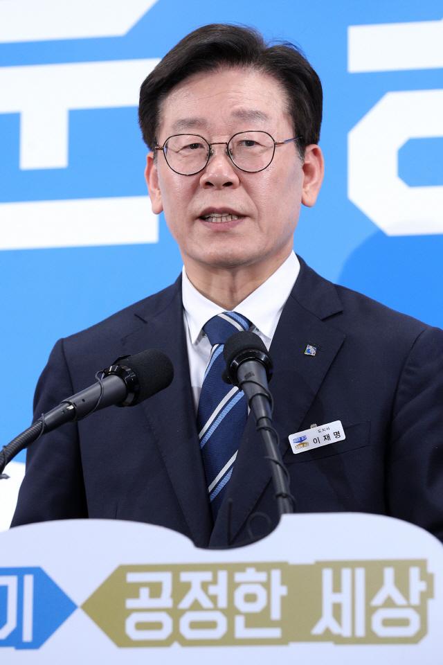 민주당, 이재명과 경기도 예산정책협의회