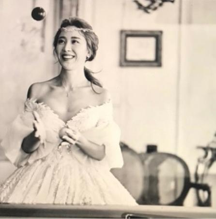 [전문] 천상지희 선데이, 웨딩 사진 공개 '저 곧 결혼해요'