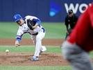 '3연승' 한국 야구, 조 1위로 슈퍼라운드 진출