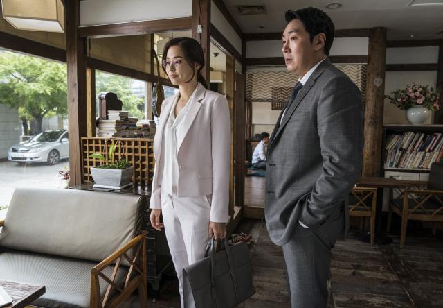 '블랙머니' 릴레이 GV 시사회 3탄 예고, 조진웅X이하늬X정지영 감독 총출동