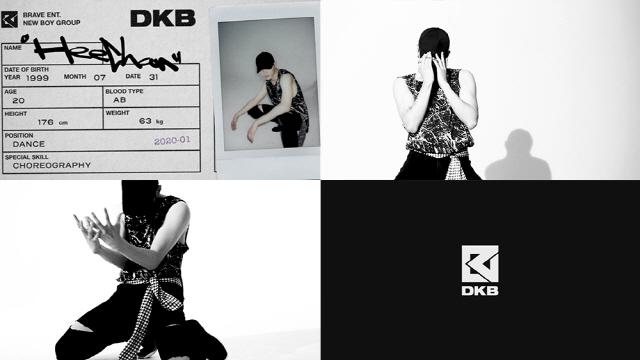다크비(DKB), 네 번째 멤버 '희찬(HEECHAN)' 개인필름 공개..'기대감 UP'