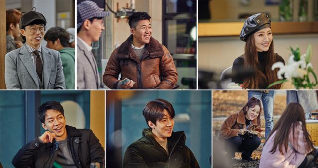 '범인은 바로 너' 시즌2, 런칭 기념 현장 비하인드 스틸 공개