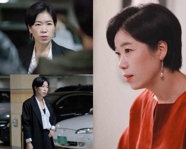 '동백꽃 필 무렵' 염혜란, 남녀불문 반하게 만든 역대급 '매력캐' 완성