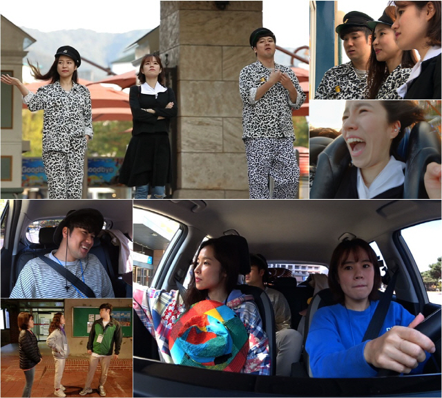 '부라더시스터' 홍자 3남매, 교복 입고 1박 2일 경주 접수..'궁금증 폭발'
