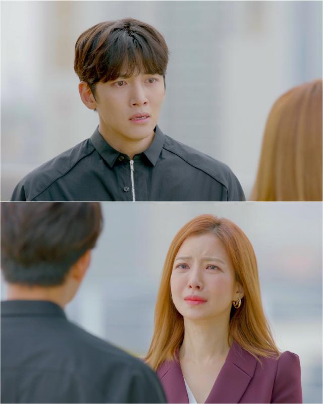 '날 녹여주오' 지창욱-윤세아, 눈물 포착... 관계 변곡점 맞나