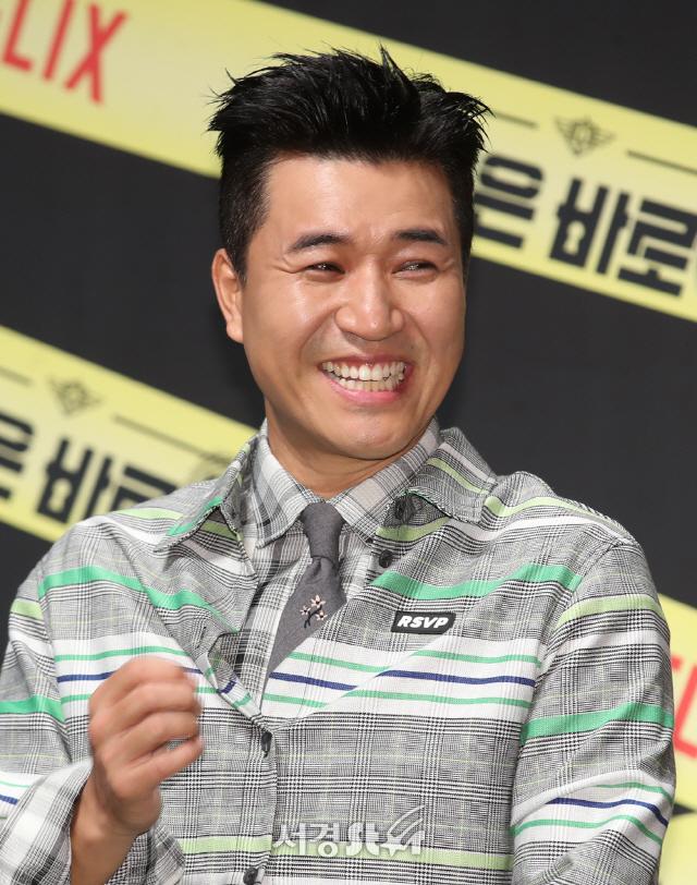 김종민, 부드러운 미소 (범인은 바로 너! 시즌2)