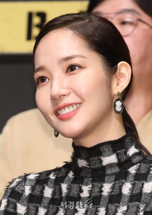 박민영, 부드러운 미소 (범인은 바로 너! 시즌2)
