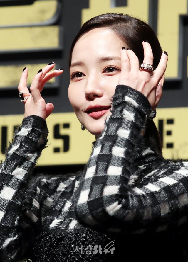 박민영, 우아한 미모 (범인은 바로 너! 시즌2)