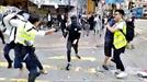 또 '피의 진압'…죽어가는 홍콩 민주화