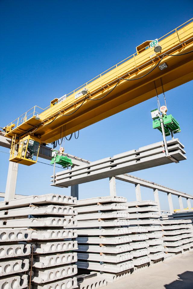 대림씨엔에스, 130억 투자 콘크리트부재 사업 진출