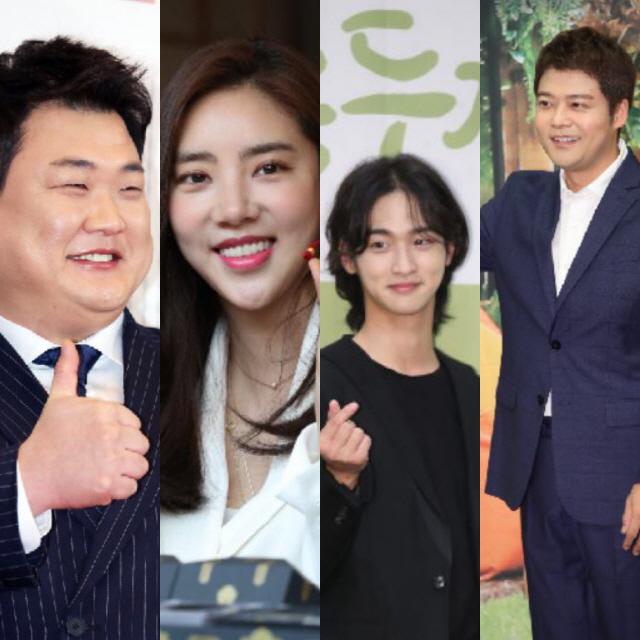 [공식] 전현무X김준현X손담비X장동윤, 2019 KBS 연예대상 MC 확정