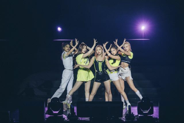 ITZY(있지), 데뷔 후 첫 해외 쇼케이스 투어 마카오 공연 성료