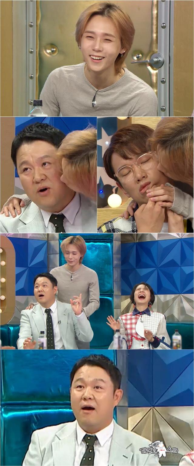 '라디오스타' 던, 첫 단독 예능 출연 '현아와 이별 후 생각해봤다' 폭탄 발언