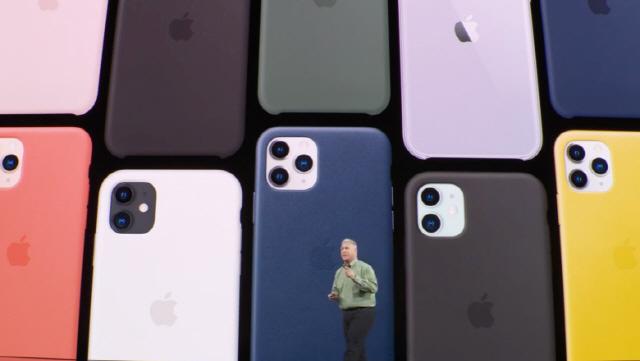 '반전 흥행' 아이폰11, 아이폰X와 비교해봤다[올어바웃]