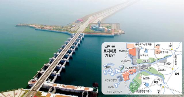 '중국 기업도 새만금에 관심…신성장 동력으로 키워야'